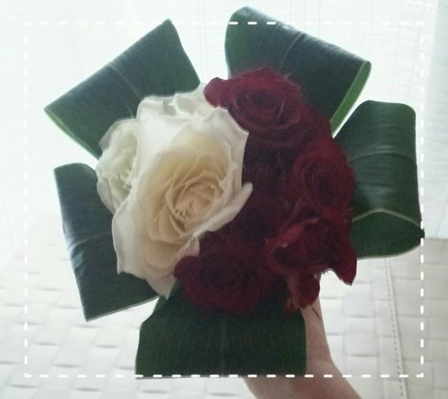 バラの花束6