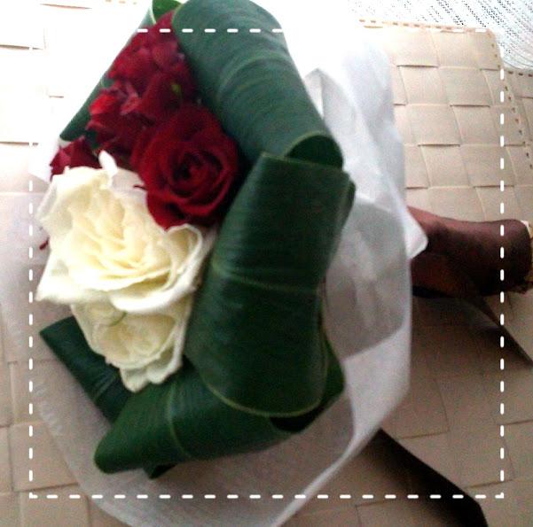 バラの花束12