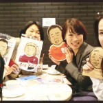 今日は横浜市営地下鉄沿線お茶会でした。フラワーアレンジメント教室でなぜお茶会?