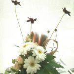 母の日・父の日にお花屋さんの気分で手作りアレンジメントを作りませんか?NO・1