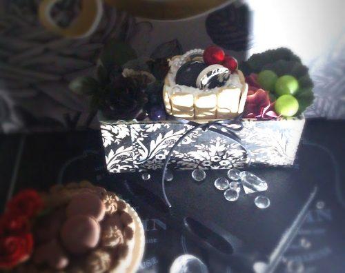 大人のクレイミニケーキ