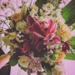ご卒業、ご入学、母の日にも・・・花束のオーダー制作しています。