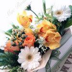 お誕生日の花ギフト