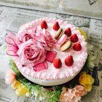 今回のフェイクケーキは母の日にも喜ばれそう!
