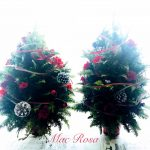 クリスマスレッスン(Xmasツリー)
