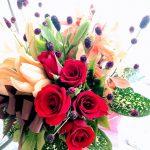 お花を見栄えよく簡単に活ける方法(グルーピング)